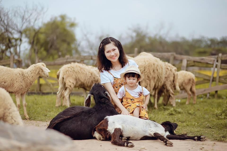 chụp ảnh gia đình ngoại cảnh