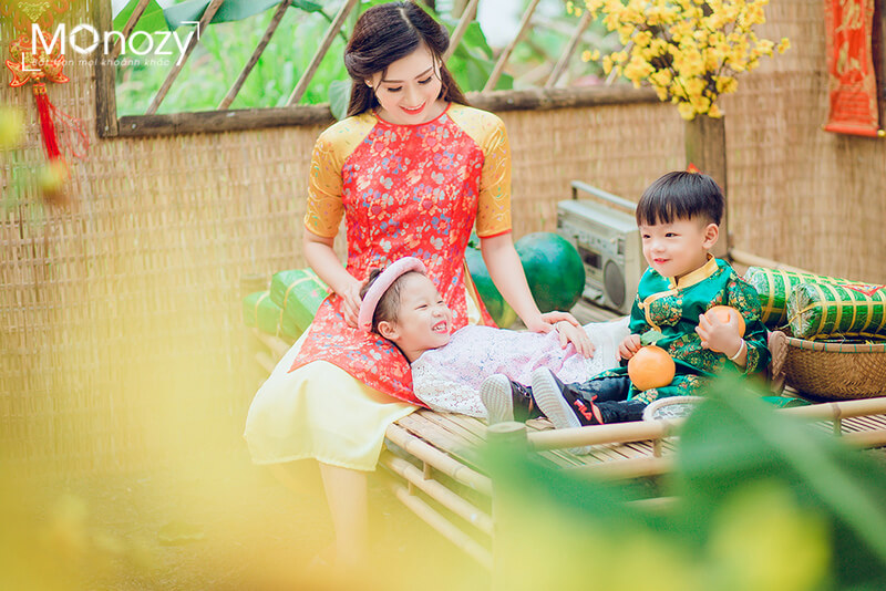Tất tần tật kinh nghiệm chụp ảnh tết cho gia đình đẹp