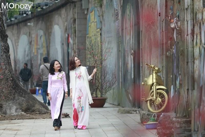 Top 10 địa điểm chụp hình tết ở Hà Nội được nhiều bạn trẻ lựa chọn
