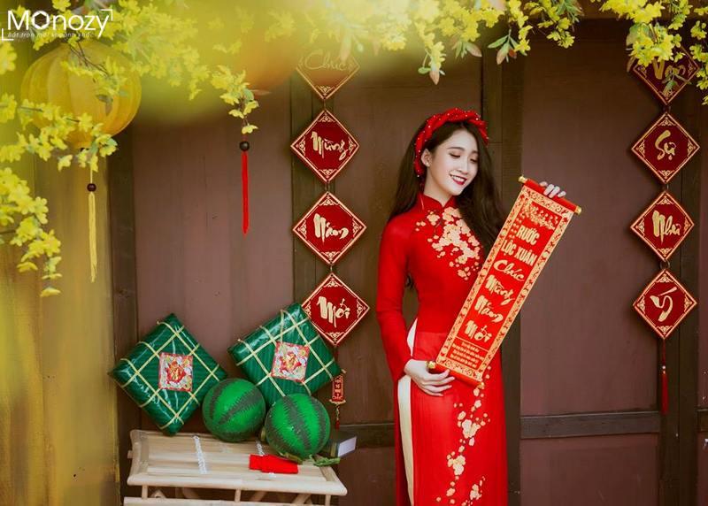 Bỏ túi kinh nghiệm chụp ảnh tết ở Hà Nội siêu đẹp