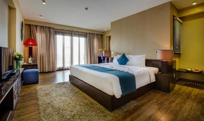 Chụp ảnh kiến trúc khách sạn - resort - homestay ở Hà Nội