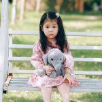chụp ảnh ngoại cảnh cho bé
