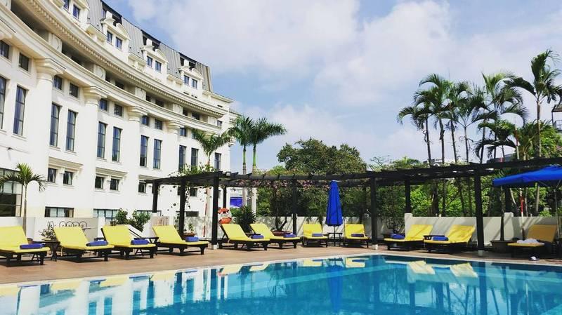 TOP 5 khách sạn chụp ảnh đẹp ở Hà Nội bạn chưa biết