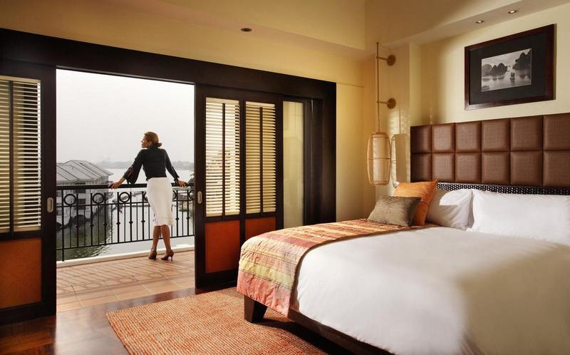 TOP 5 phòng khách sạn đẹp để chụp ảnh ở Hà Nội